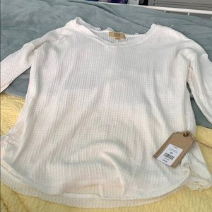 True craft long sleeve top